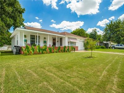 Fort Worth Single Family Home For Sale: 932 E Gambrell Street