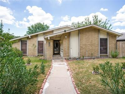 Grand Prairie TX Single Family Home For Sale: $189,000