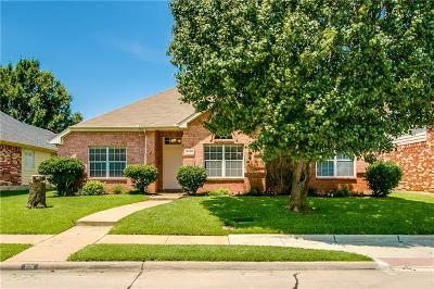 Lewisville Single Family Home For Sale: 2128 Fountain Drive