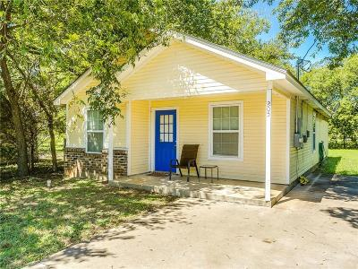 Johnson County Single Family Home For Sale: 205 Elmo Street