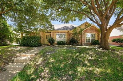 Frisco Single Family Home For Sale: 8490 Hidden Spring Drive