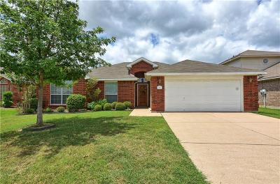 Burleson Single Family Home For Sale: 1017 Micah Road