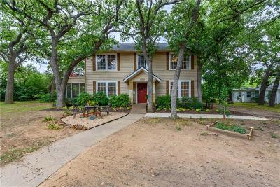 Denton Single Family Home For Sale: 305 Marietta Street