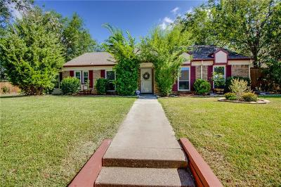 Garland Single Family Home For Sale: 1001 Pyramid Drive