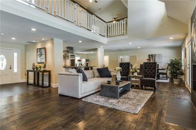Single Family Home For Sale: 4441 Hockaday Drive