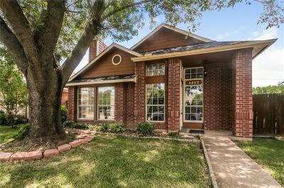 Single Family Home For Sale: 1417 Savannah Street