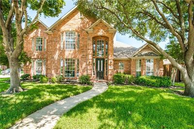 Carrollton Single Family Home For Sale: 3710 Old Orchard Court