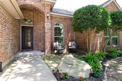 Grapevine Single Family Home Active Option Contract: 2825 Southshore