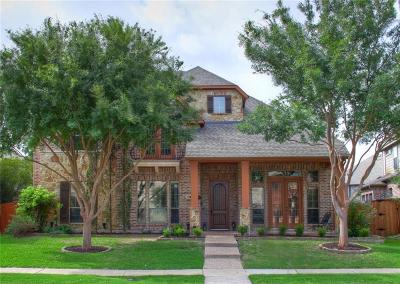 Frisco Single Family Home For Sale: 2217 Sandy Creek Drive