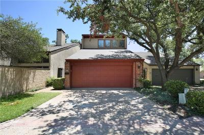 Dallas County Townhouse For Sale: 9843 Baseline Drive