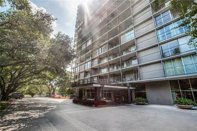 Dallas Condo For Sale: 3310 Fairmount Street #17E