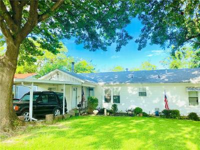 Haltom City Single Family Home For Sale: 3552 Parker Road W