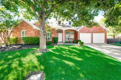 McKinney Single Family Home For Sale: 2816 Abbey Road