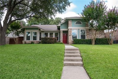 Dallas County Single Family Home For Sale: 2530 Collins Boulevard