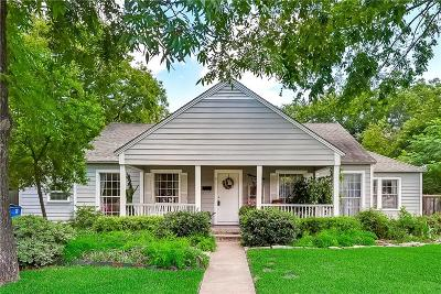 Single Family Home For Sale: 8151 Nelson Drive