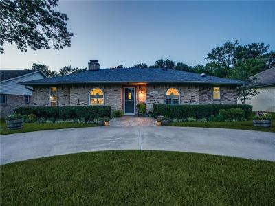 Dallas Single Family Home For Sale: 11017 Carissa Drive