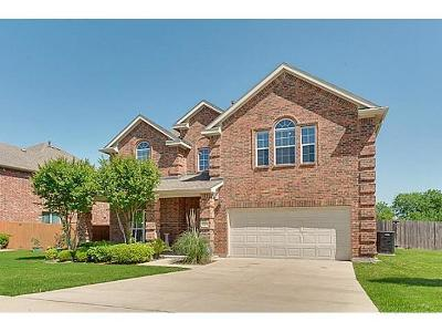 Rockwall County Single Family Home For Sale: 627 Lone Rider Court
