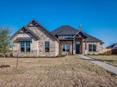 Waxahachie Single Family Home For Sale: 154 Hackney Drive
