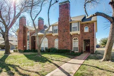 Denton Townhouse For Sale: 3349 Ashcroft Lane