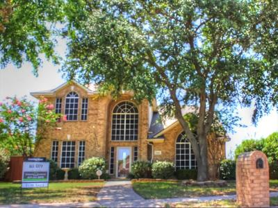 Frisco Single Family Home For Sale: 7601 Brookview Drive