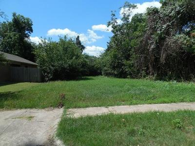 Dallas County Residential Lots & Land For Sale: 2818 Silkwood Street