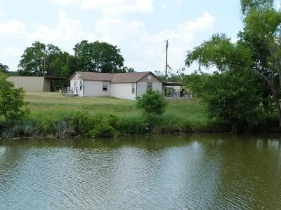 Brownwood Single Family Home For Sale: 8900 County Road 105