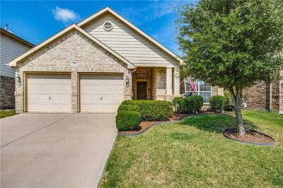 Fate Single Family Home For Sale: 717 Hickory Lane