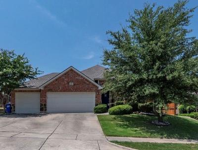 Forney Single Family Home For Sale: 106 Jason Drive