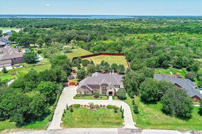 Lakewood Village TX Single Family Home For Sale: $775,000