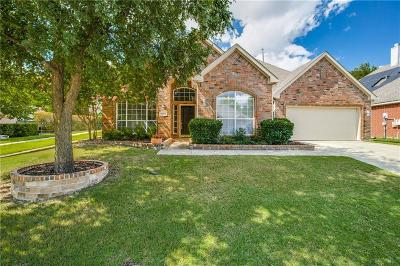 Collin County Single Family Home For Sale: 8410 Lanners Drive