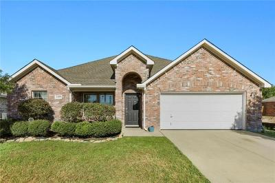 Denton Single Family Home For Sale: 3409 Doris Drive