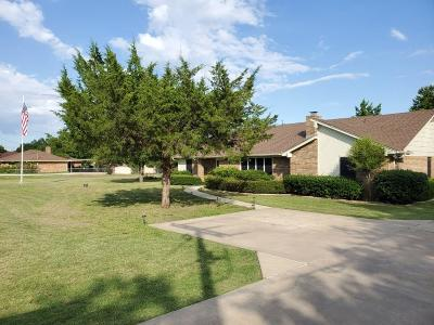 Mansfield Single Family Home For Sale: 2600 Ragland Road