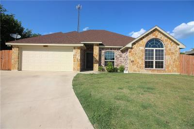 Parker County Single Family Home For Sale: 117 Redbud Lane