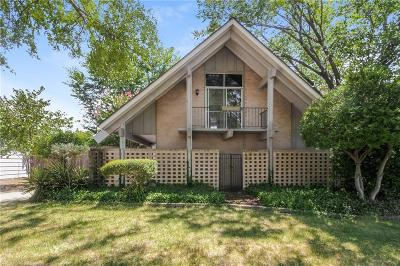 Irving Single Family Home For Sale: 1514 Finley Road