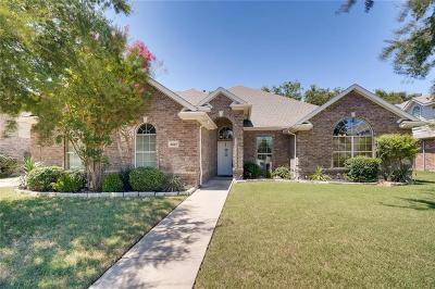 Mansfield Single Family Home For Sale: 2507 Chambray Lane