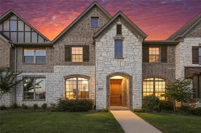 Carrollton Townhouse For Sale: 4642 Rhett Lane #F