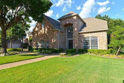 Dallas County, Denton County, Collin County, Cooke County, Grayson County, Jack County, Johnson County, Palo Pinto County, Parker County, Tarrant County, Wise County Single Family Home For Sale: 320 Island Bay Drive