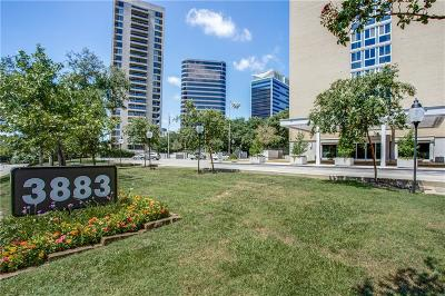 Oak Lawn Condo For Sale: 3883 Turtle Creek Boulevard #2117