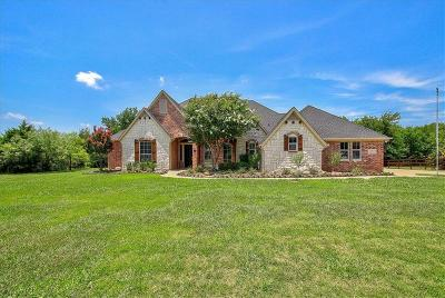 Denton County Single Family Home For Sale: 655 Melody Lane