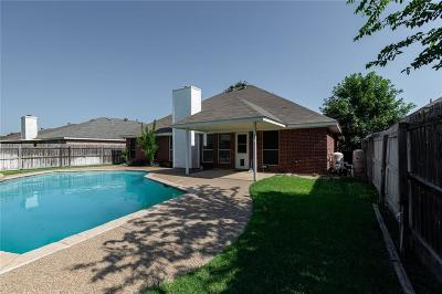Fort Worth Single Family Home For Sale: 9098 Creede Trail