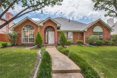 Carrollton Single Family Home For Sale: 3732 Elizabeth Drive