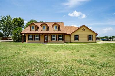 Royse City Single Family Home Active Option Contract: 5354 Gary Court