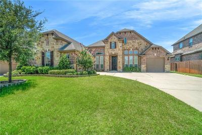 Fort Worth Single Family Home For Sale: 9717 Bowman Drive