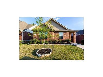 Denton County Single Family Home For Sale: 8838 Tucker Street