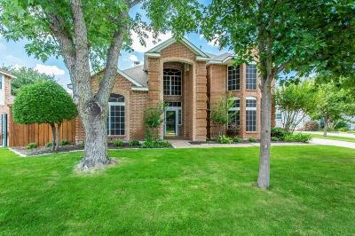 Coppell Single Family Home For Sale: 209 Magnolia Drive