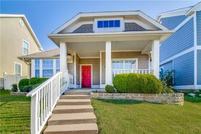 Denton County Single Family Home For Sale: 10337 Franklin Drive