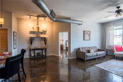 Fort Worth Condo For Sale: 201 W Lancaster Avenue #404