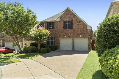 Irving Single Family Home For Sale: 8770 Navidad Court
