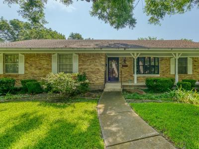 Dallas County, Denton County, Collin County, Cooke County, Grayson County, Jack County, Johnson County, Palo Pinto County, Parker County, Tarrant County, Wise County Single Family Home For Sale: 7030 Winchester Street
