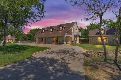 Johnson County Farm & Ranch For Sale: 1480 Fox Lane